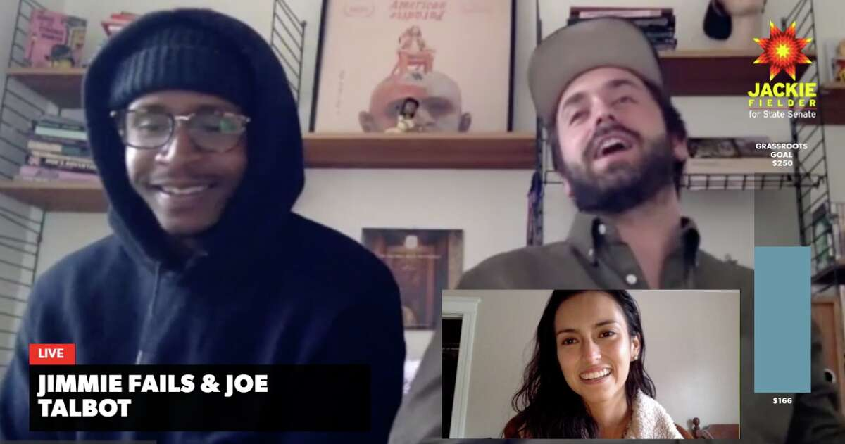 In a livestreamed discussion, they talked about the impact of the current crisis and how they're spending time in quarantine.