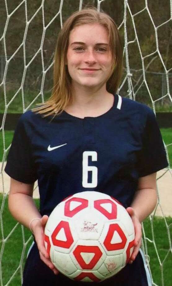 Lily McDonald would have been a junior this season for CCA soccer. (Pioneer photo/John Raffel)