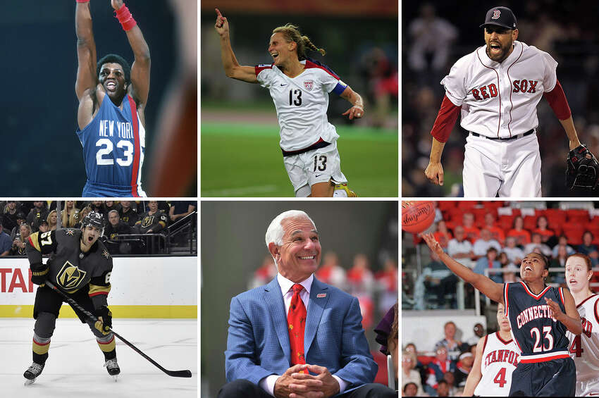 Athletes from Connecticut high schools have found their way into a variety of professional sports over the years. >> Click through the slideshow for a look at one notable pro athlete from 37 area schools.