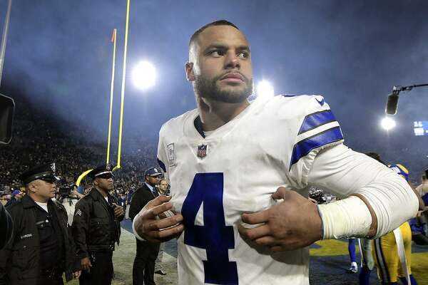 Dallas Cowboys quarterback Dak Prescott seems to disregard social distancing recommendations, hosting a party and working out with teammates, according to reports.