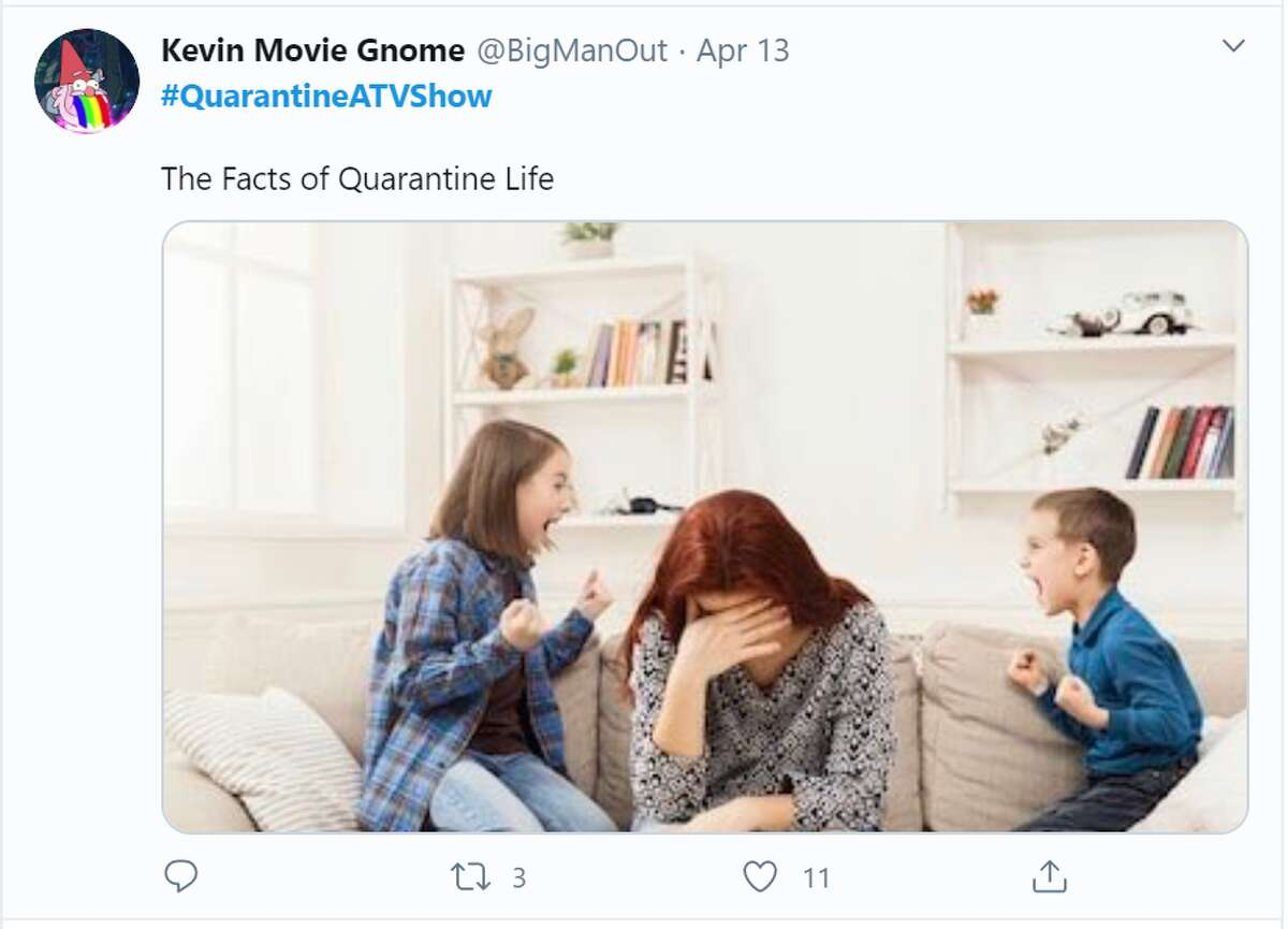 Twitter presents its best #QuarantineATVShow memes.