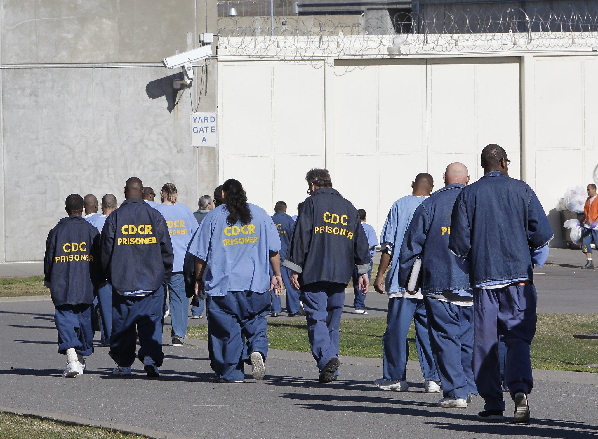 Gavin Newsom wants to close prisons as coronavirus shreds California's budget - San Francisco Chronicle