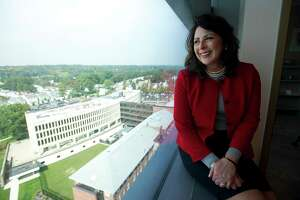 Stamford Hospital CEO and President Kathleen Silard