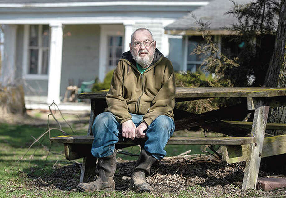 For Dale Wheelock and others who lived through the polio epidemic, the current fear and uncertainty of the coronavirus stir memories of another frightening disease. Photo: Angela Major | Janesville Gazette (AP)