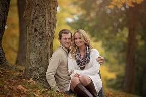 Brenton Hill and Janie Eschbach