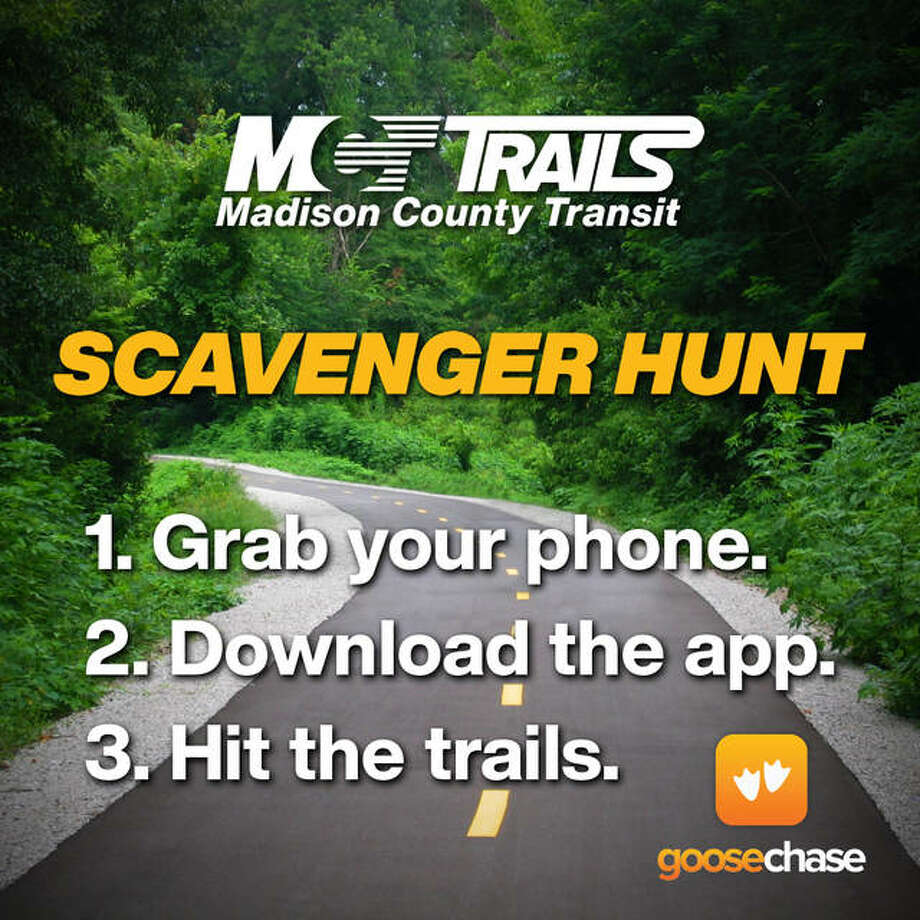 Madison County Transit (MCT) on Friday launched a free, interactive, app-based scavenger hunt for use on the more than 135 miles of its scenic bikeways.