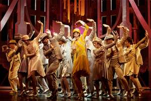 "Connecticut's Marissa Follo Perry, who appeared on Broadway in ""Hairspray"" and ""Sister Act,"" says one of her favorite Broadway productions is ""Thoroughly Modern Millie,"" seen here, starring Sutton Foster of TV's ""Younger."""