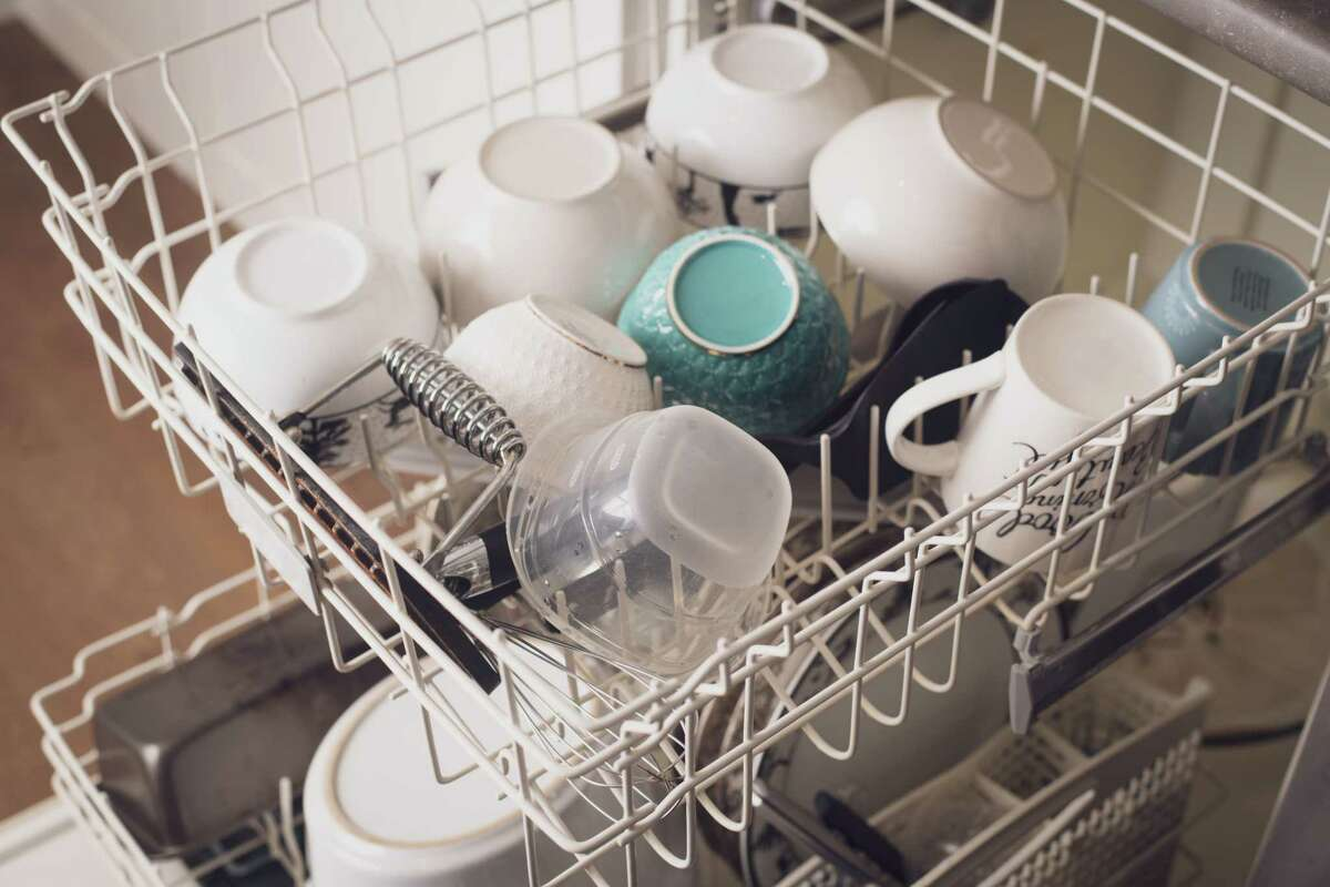 Some dishwashers, particularly newer models, have sanitizing cycles. If you have one, now might be a good time to use it. (Getty Images)