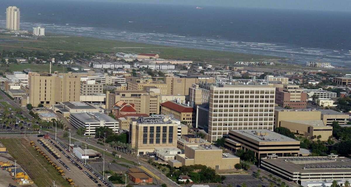 The University of Texas Medical Branch at Galveston, Texas. (AP Photo/David J. Phillip, FILE)