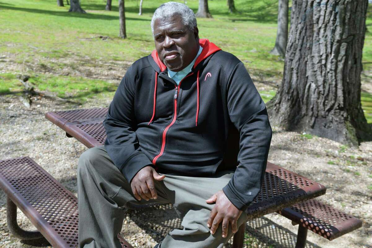 District of Columbia resident Ricardo Thornton is mostly staying at home, but when he goes out for walks each evening, he will not wear a mask.