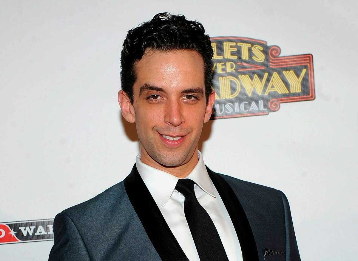 FILE - In this April 10, 2014 file photo, actor Nick Cordero attends the after party for the opening night of