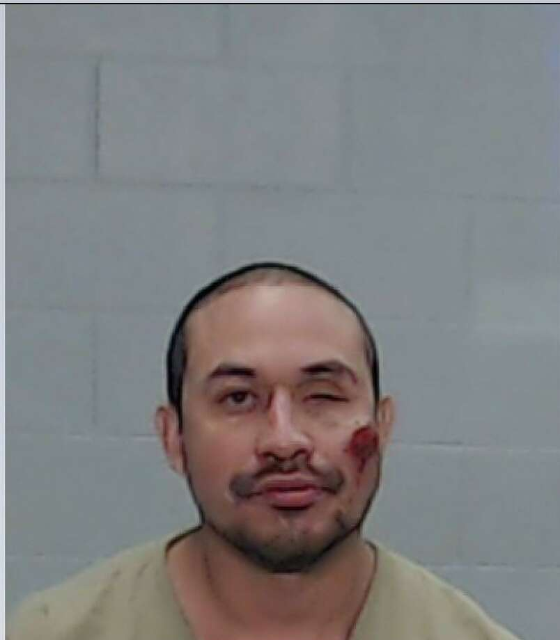 Ramon Rosales Jr., 35, is being held at Ector County jail after his arrest Saturday on a charge of evading law enforcement. Photo: Ector County Sheriff's Office