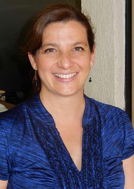 Maria del Carmen Fernández Chapou, a professor in ITESM's Department of Creative Industries, smiles for a photo. Photo: Courtesy Maria Del Carmen Fernández Chapou