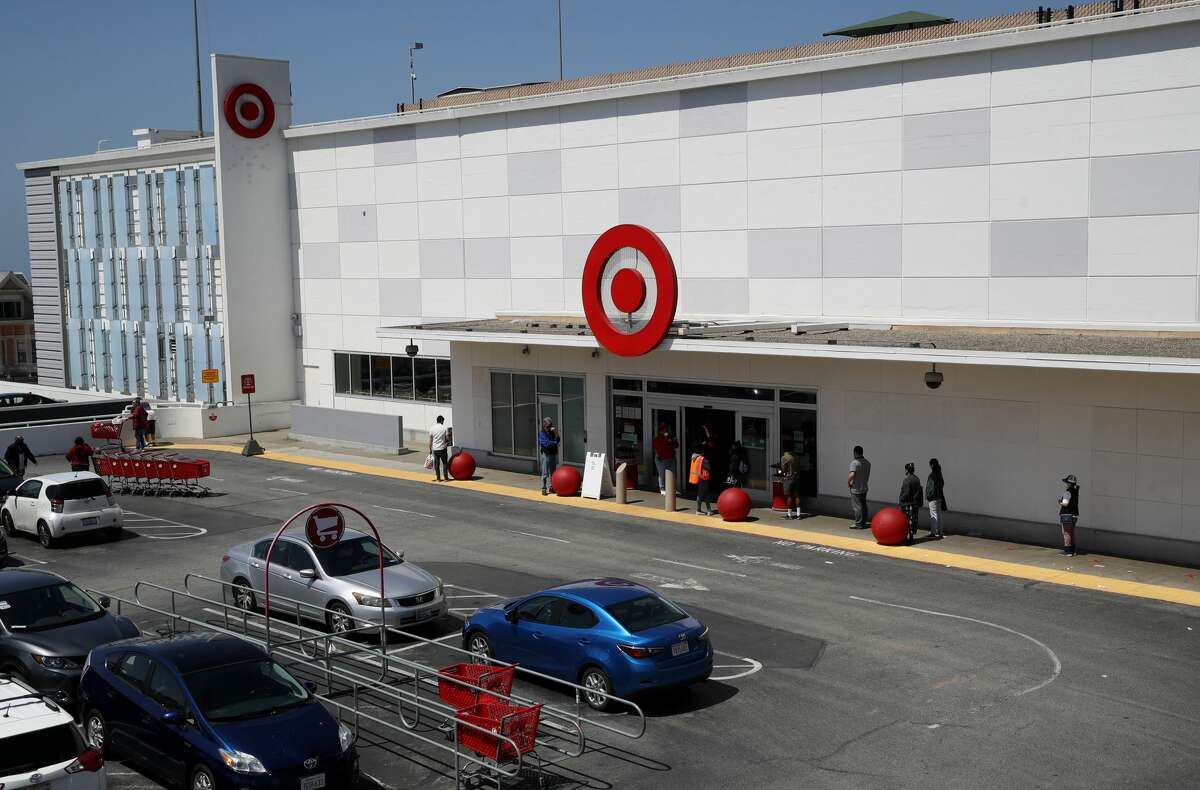 A Target in San Francisco.