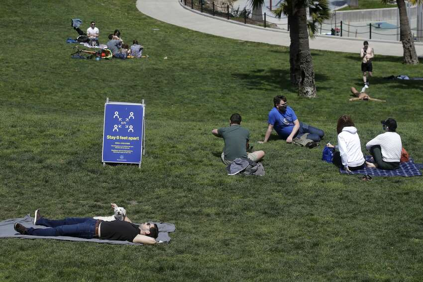 What about a socially distant picnic in a park with friends?