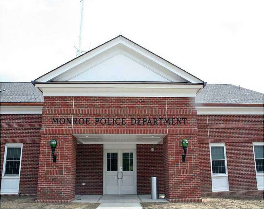 Monroe Police Department Photo: Contributed Photo / Monroe Police Department / Contributed Photo / Connecticut Post Contributed