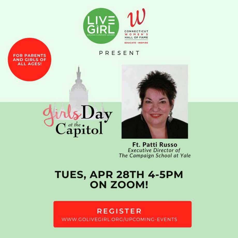 """On Tuesday, April 28, 2020, at 4 p.m., the non-profit organization LiveGirl is going to co-host a virtual """"Girls' Day at the Capitol"""" event with the Connecticut Women's Hall of Fame. In a separate event on On Wednesday, April 29, 2020, at 3 p.m., the non-profit organization is also going to host a virtual conversation with Janneke Niessen, a serial entrepreneur, angel investor, mentor for startups, and co-founder of CapitalT, a venture capital fund that invests in technology companies using proprietary technology to evaluate entrepreneurial teams. She is also co-initiator of InspiringFifty, that aims to increase diversity in tech, and is the author of the novel series, """"The New Girl Code,"""" and career program """"Project Prep."""" Photo: Contributed Photo"""