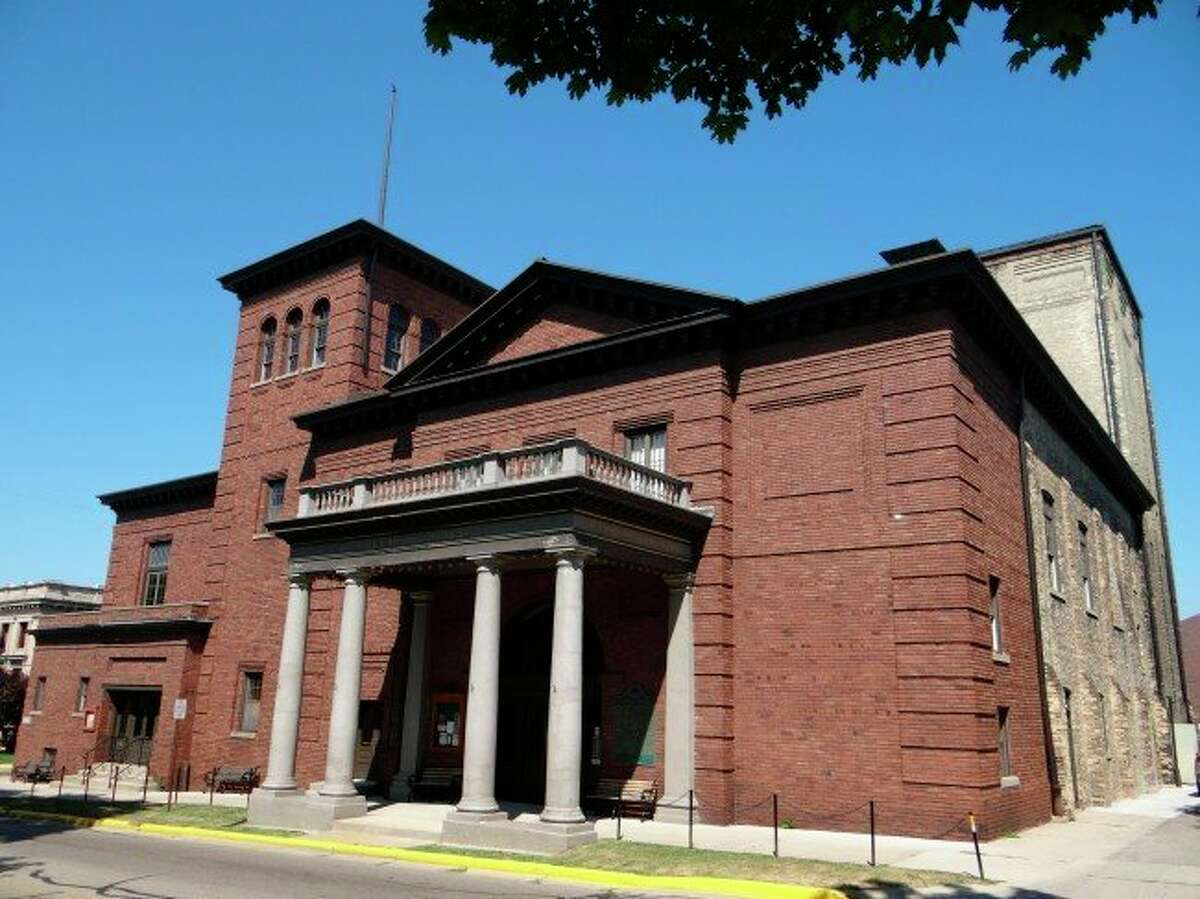 The Ramsdell Theater is one of many historic Manistee County sites available in the virtual Manistee Historic Sites Tours. The tours provide visitors an opportunity to learn about Manistee's rich history while practicing social distancing. (News Advocate file photo)