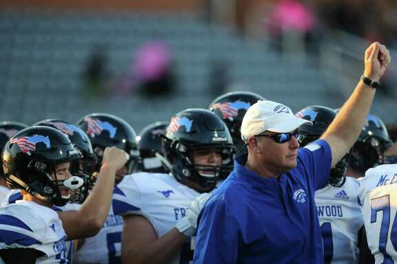 Friendswood head football coach Robert Koopmann is eager to assess his team after it puts on full pads on Sept. 11.