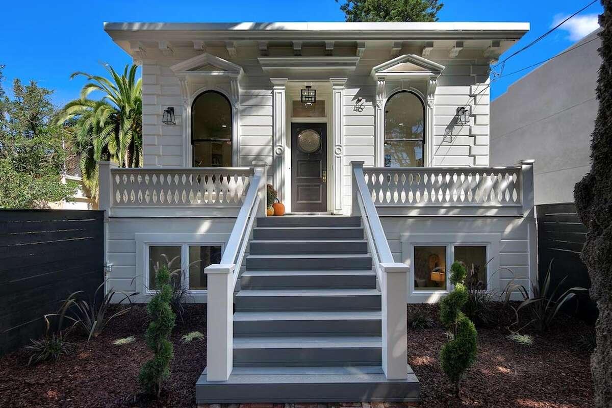46 Cook is a Laurel Heights Victorian built in 1900.