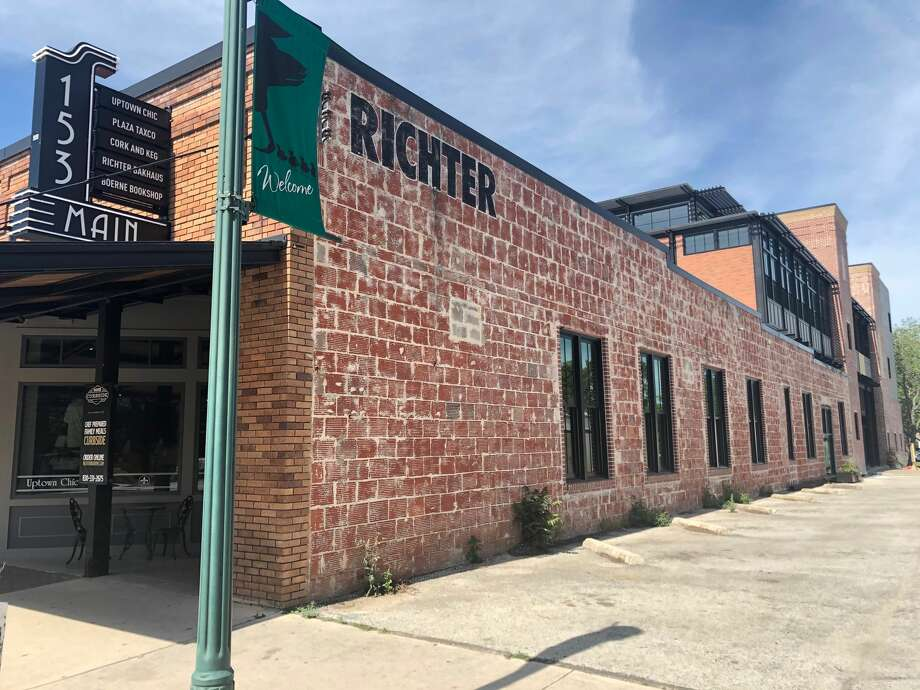 The Richter Cork and Keg menu is available for curbside only and offers items such as hamburgers, desserts, family meals and craft cocktails. Photo: Avery Shepherd