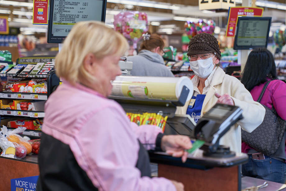 Kroger customers can Round Up to End Hunger at the checkout. Photo: Kroger / Kroger Co
