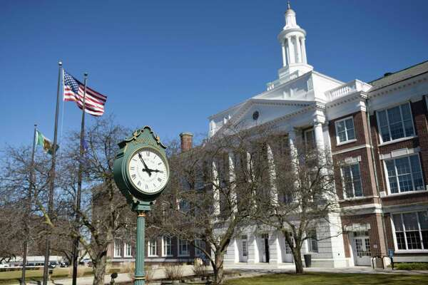 The town is preparing to enter into budget season as First Selectman Fred Camillo will present his proposed budget on Tuesday night with the pandemic still weighing heavily on what is being done.
