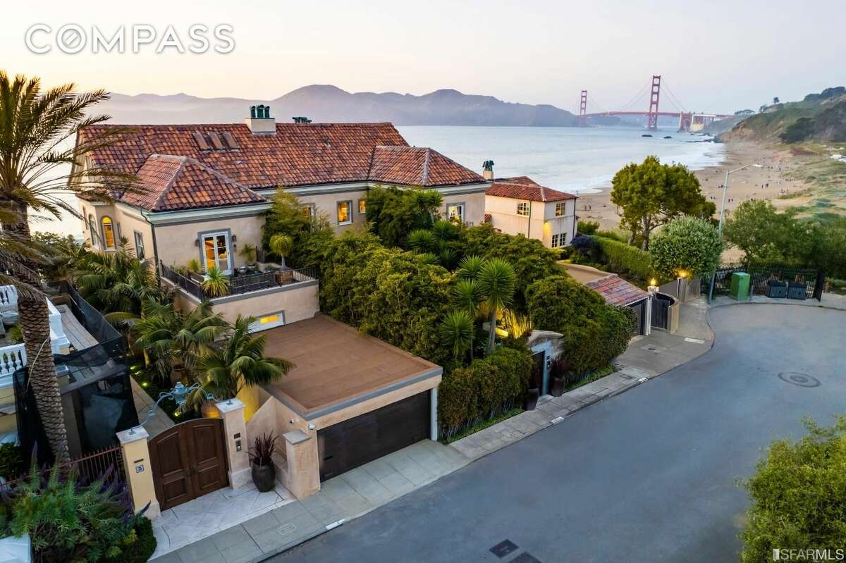 191 Britton Ave. Atherton, CA PRICE: $32,000,000 DESCRIPTION: Located on approximately 2.68 acres in the most exclusive area of Atherton - the Menlo Circus Club - this estate property was built in 1991 and is in pristine condition with all the essentials for today's lifestyle. The four-level main home offers amazing space for office and distance learning needs as well as everything for fitness and recreation, including a spa room with steam, sauna and oversized jetted tub. There are 5-bedrooms, a 1-bedroom guest house, and a pool house, along with incredible storage throughout. Tying it all together in complete privacy are vast level grounds dotted with magnificent oak trees, a tennis court and extra long swimming pool. Well for landscape irrigation. Atherton is ranked as the #1 mots exclusive zip code in the country by Forbes magazine and is close to Stanford University, Sand Hill Road venture capital centers and Silicon Valley tech centers. SIZE: 14525 square feet YEAR: 1991 BEDROOMS: 5 AGENT: Gullixson Team Gullixson Team BROKERAGE: Compass Photos and listing copyright 2021 by Compass and associated MLS.