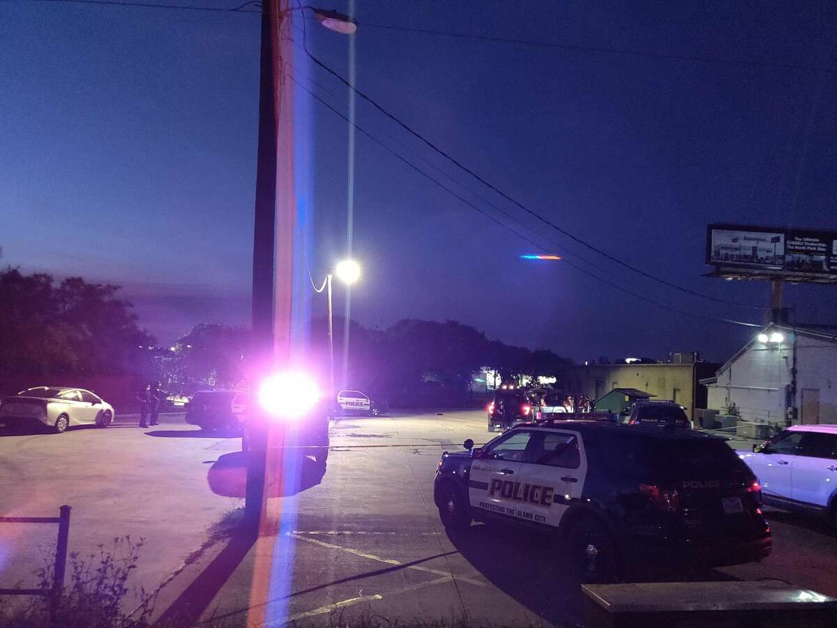 A woman, in her early 20s, was shot at about 7:30 p.m. in the 8100 block of Broadway Street Monday April 20, 2020, San Antonio Police said.