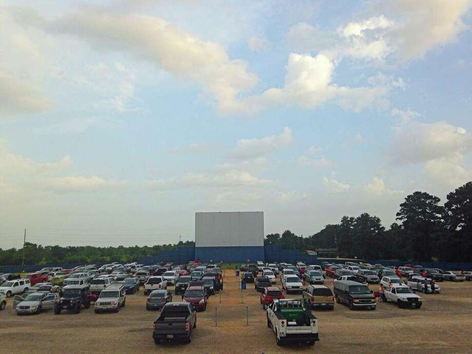 """The Showboat Drive-In was recently featured on an episode of Amazon's """"Regular Heroes."""" Photo: The Showboat Drive-in"""