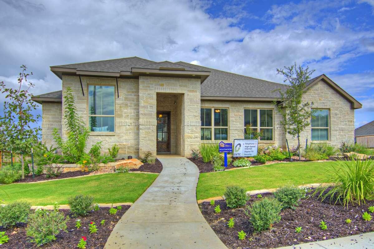 2020 Spring Tour of Homes Sitterle Homes at Sunday Creek at Kinder Ranch28832 THROSSEL LANE SAN ANTONIO, 78260