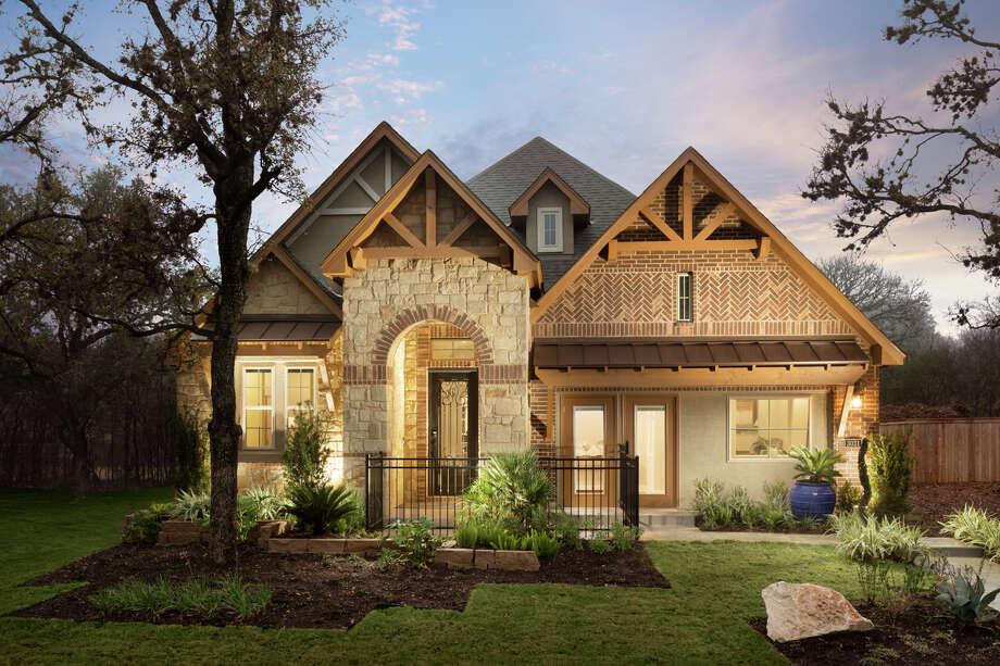 2020 Spring Tour of Homes Texas Homes at Park Place3031 Glen Eve Circle, San Antonio, Texas 78232 Photo: Texas Homes