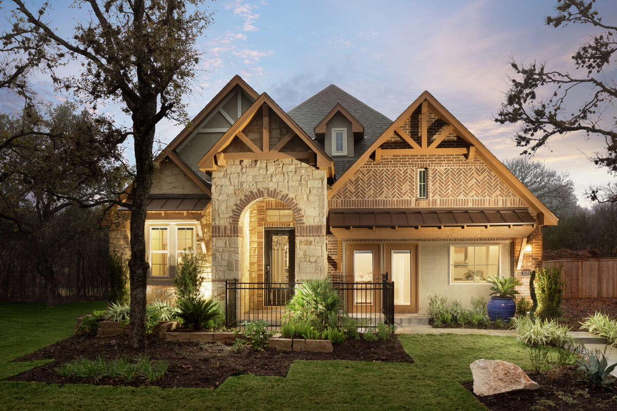 2020 Spring Tour of Homes Texas Homes at Park Place3031 Glen Eve Circle, San Antonio, Texas 78232