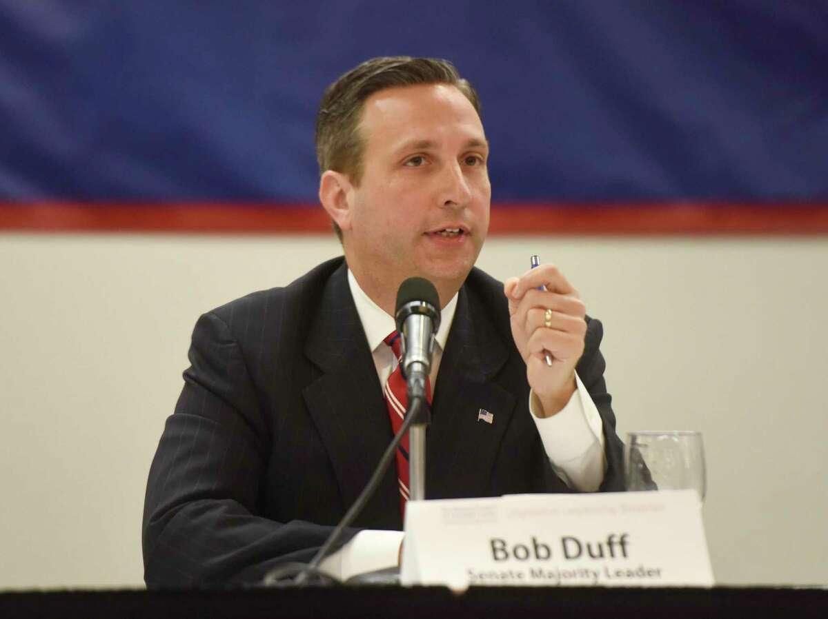State Senate Majority Leader Bob Duff in a file photo.