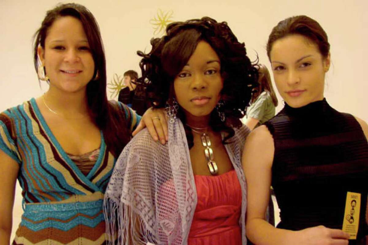 Were you seen at 2008 America's Next Top Model?