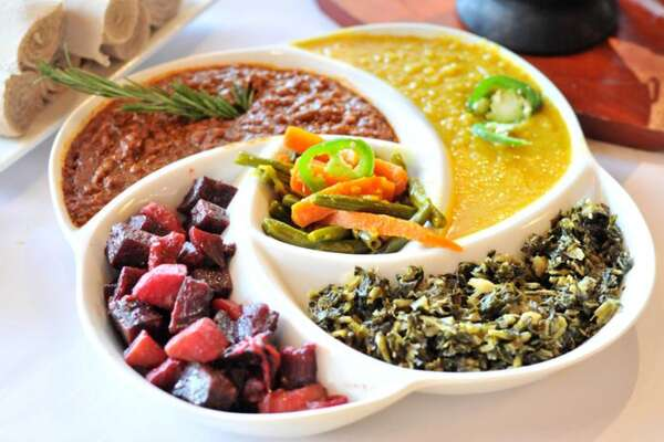 Lucy Ethiopian Restaurant & Lounge: 6800 Southwest Freeway.