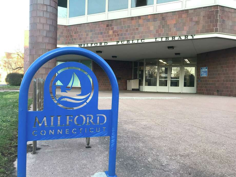 The Friends of the Milford Library's annual High School Book Award recipients have been chosen. Awards are given to a member of the junior class at each of the five high schools in Milford. Photo: Contributed Photo