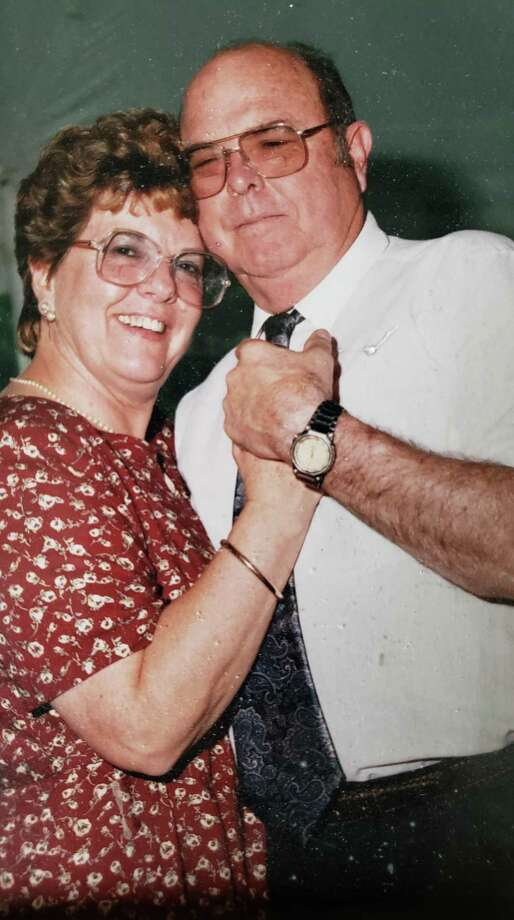 John Roger of New Milford, who co-founded Loaves & Fishes Hospitality House with his wife, Biddy, above, died earlier this month. Photo: Courtesy Of The Roger Family / Danbury News Times