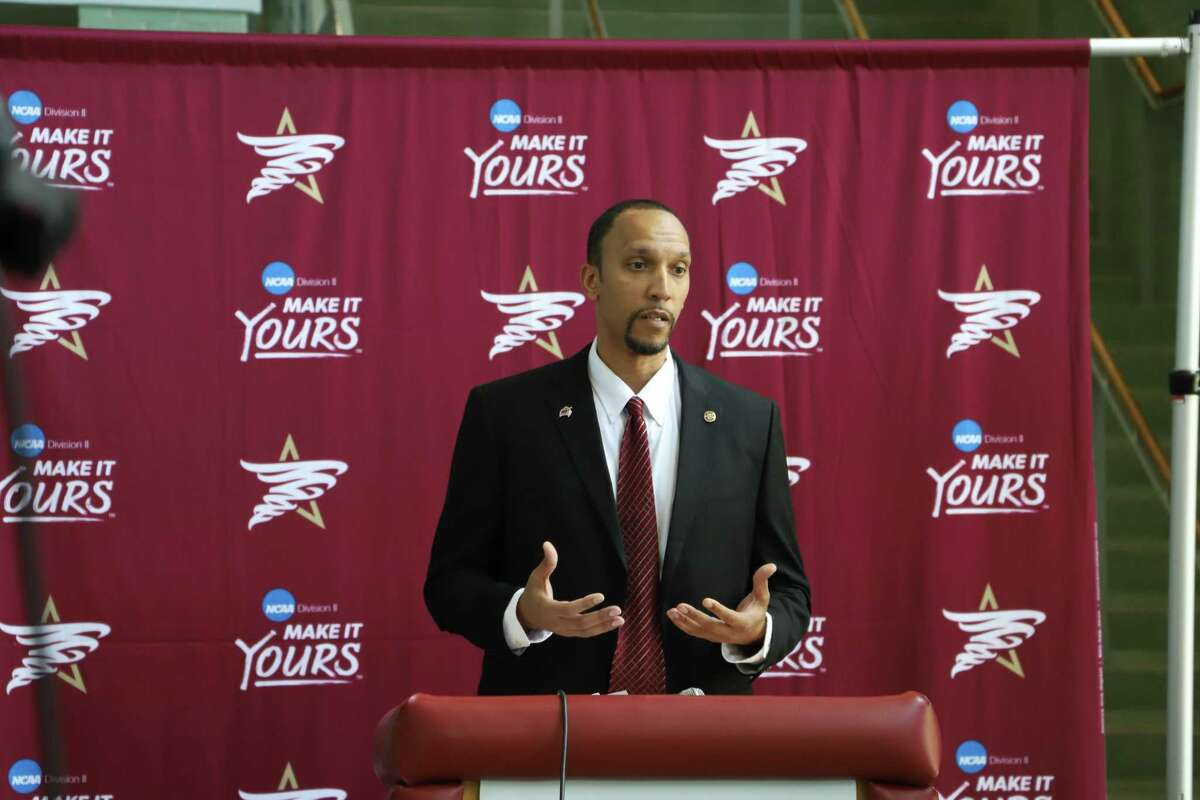 Texas A&M International named Rodney McConnell as its new head men's basketball coach on March 16.