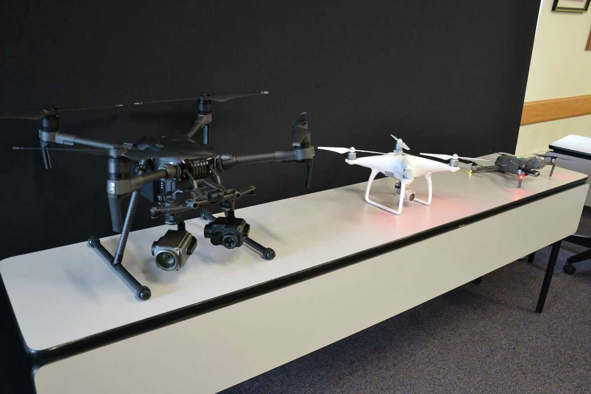 The Town of Westport has become the first in the state to use drone technology to combat the spread of COVID-19.