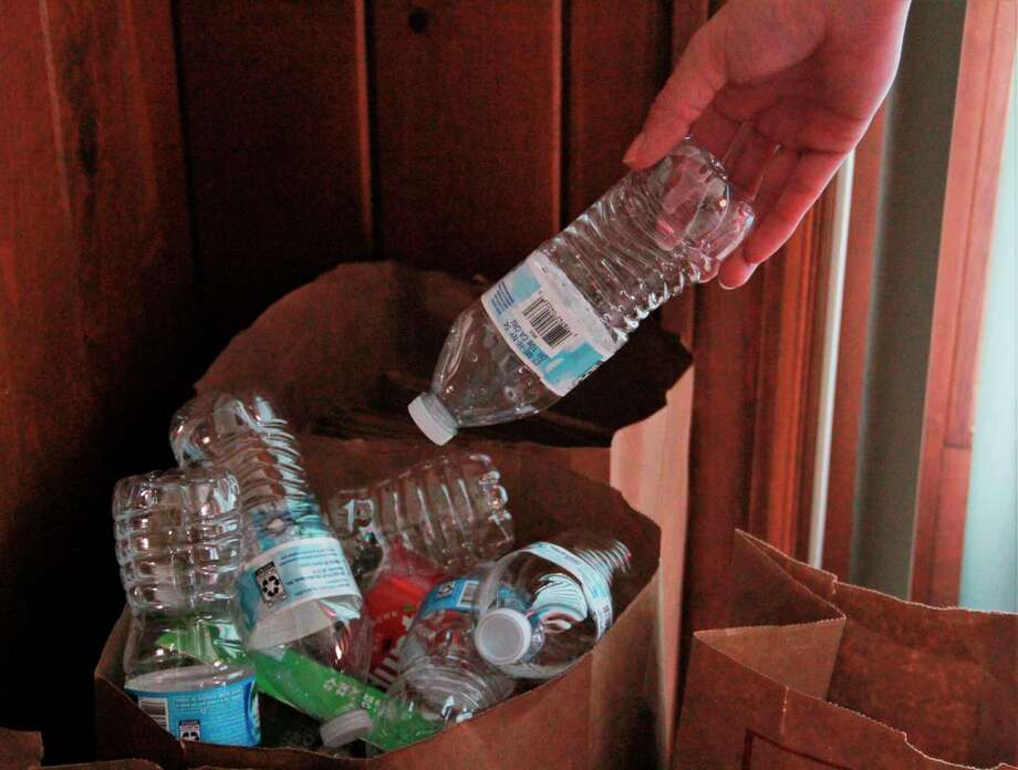 While April service fees are expected to be waived for area residents, should the coronavirus continue to be the cause of suspended recycling during the month of May,the decision to waive the May fees also will be voted on at the city's next commission meeting. (Pioneer photo/Alicia Jaimes)