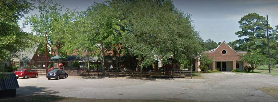 Greak Oak School is located at 715 Carrell St. in Tomball. Photo: Google Maps