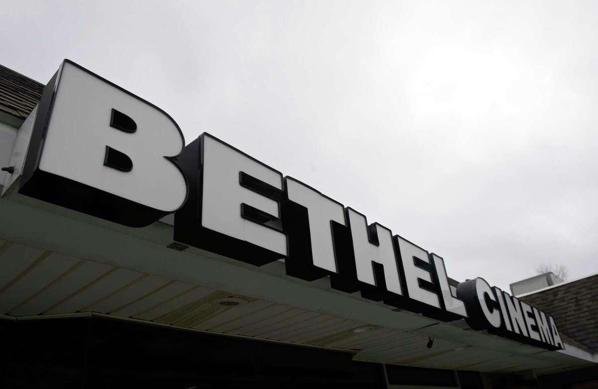 The Bethel Cinema, in Bethel, Conn, Tuesday April 21, 2020.