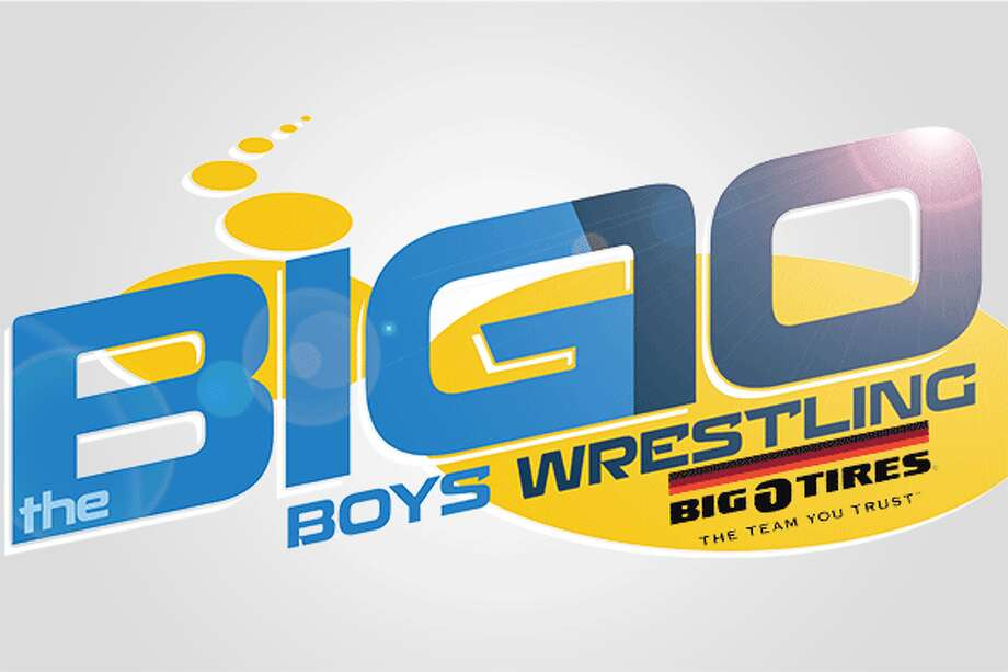 Big 10 Boys Wrestling Photo: SportStars Magazine