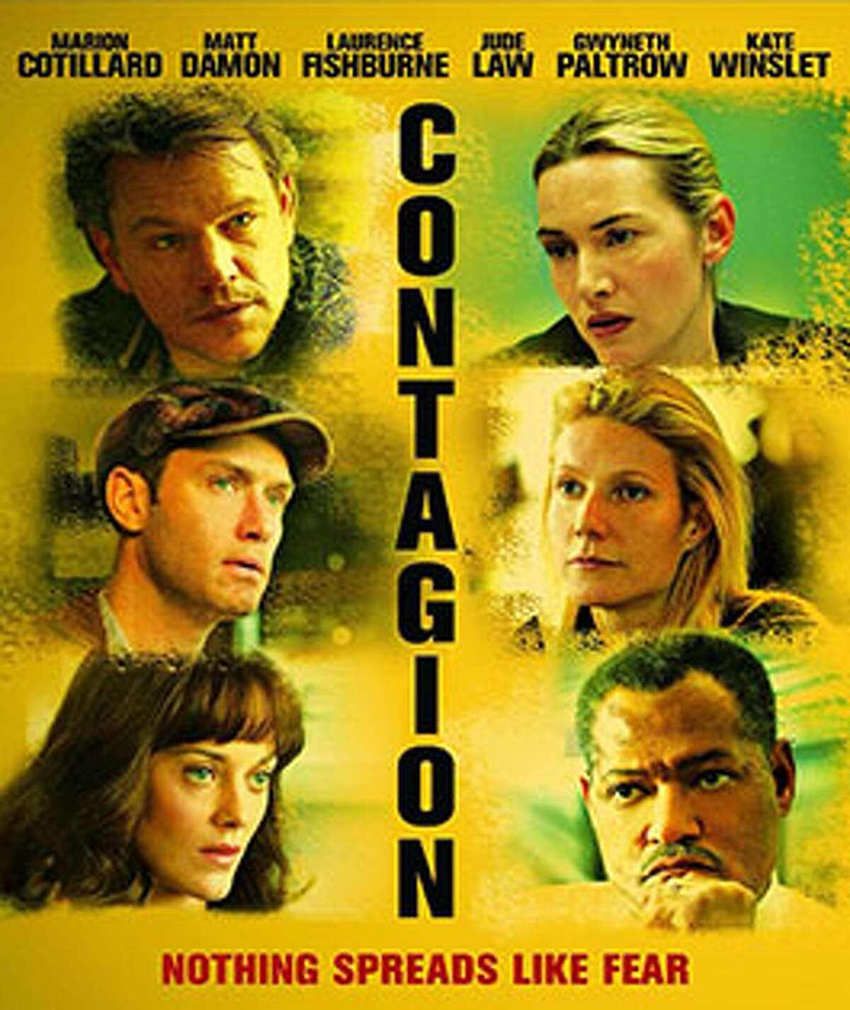 Contagion (2011)Stephen Soderberg's 2011 thriller, starring an ensemble cast including Gwyneth Platrow, Matt Damon, Marillon Cotillard and Lawrence Fishburne, has already been the subject of viral articles and an excellent video by Dan Olson, so you probably knew it was going to show up on this list. That's why it's first. Now you can spend the rest of the article being surprised.I can't find a movie more realistic, or anticipatory, than