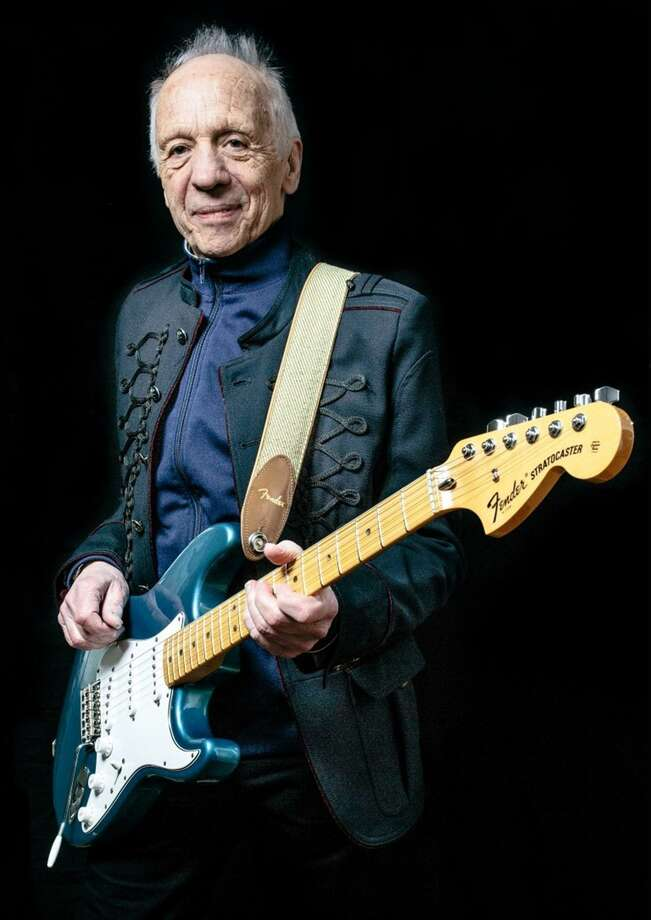 """Iconic guitarist Robin Trower is set to perform at the Ridgefield Playhouse Oct. 4. Robin has proven to be one of the most influential rock musicians of all time. His mesmerizing style made him one of Britain's hottest guitarists. Joining Procol Harum right as they were invading 1960's radio with their moody, classical-meets-soul classic, """"A Whiter Shade of Pale."""" Trower made his presence felt on six of the band's albums before breaking out as a solo artist and eventually building his own trio. To reserve your seats to see Robin Trower rock the Ridgefield Playhouse, call 203-438-5795 or go to www.ridgefieldplayhouse.org Photo: Blackham / Robin Trower / Contributed Photo /"""