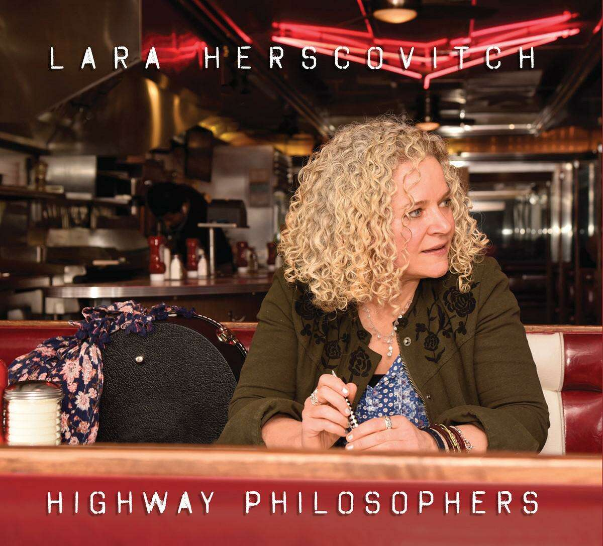 Singer-songwriter and educator Lara Herscovitch, who teaches at Wesleyan University, has released a new album.