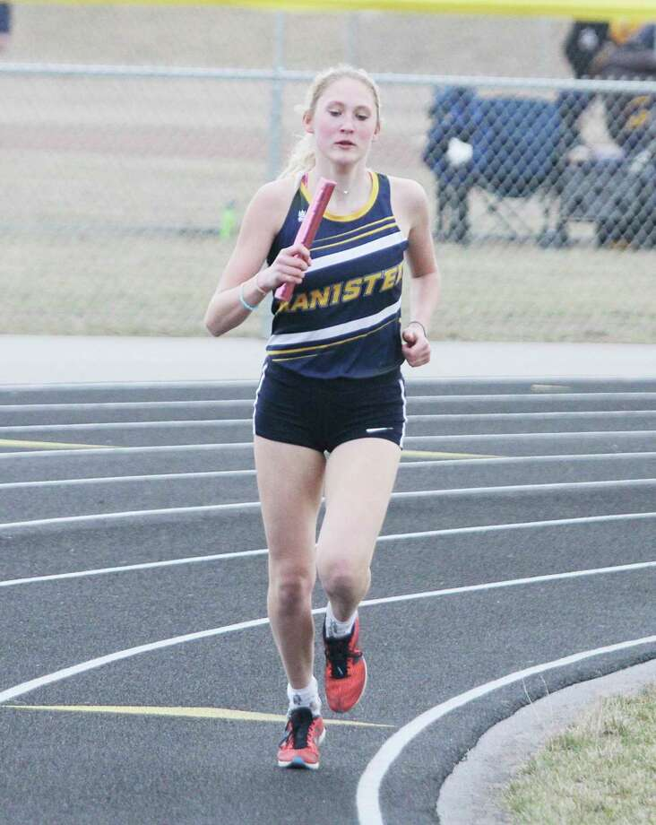 Manistee's Noelle Fink is one of many seniors missing out on their final prep track and field season. (News Advocate file photo)