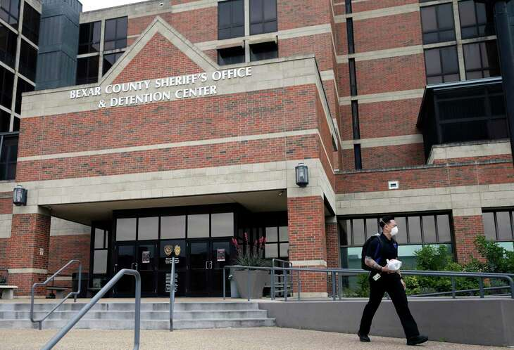 The Bexar County jail has seen an outbreak of COVID-19 among inmates, deputies and staff.