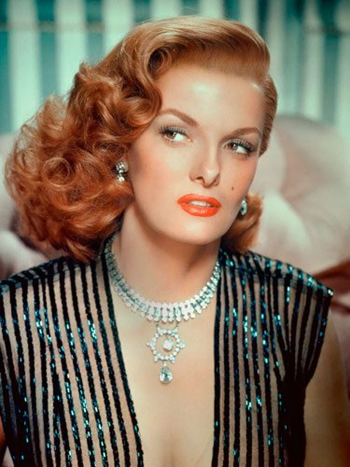 The Look: Mega Lashes Jane Russell, 1955